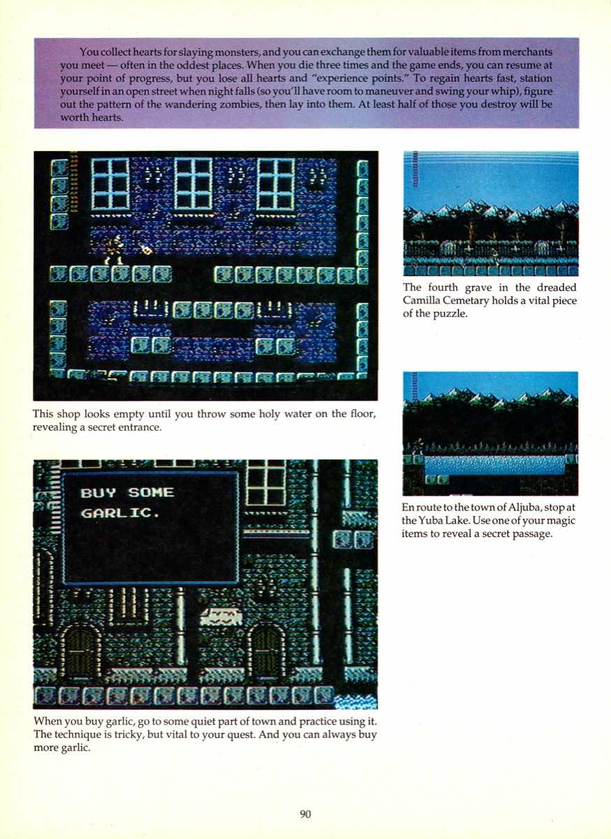 Game Player's Encyclopedia of Nintendo Games page 090