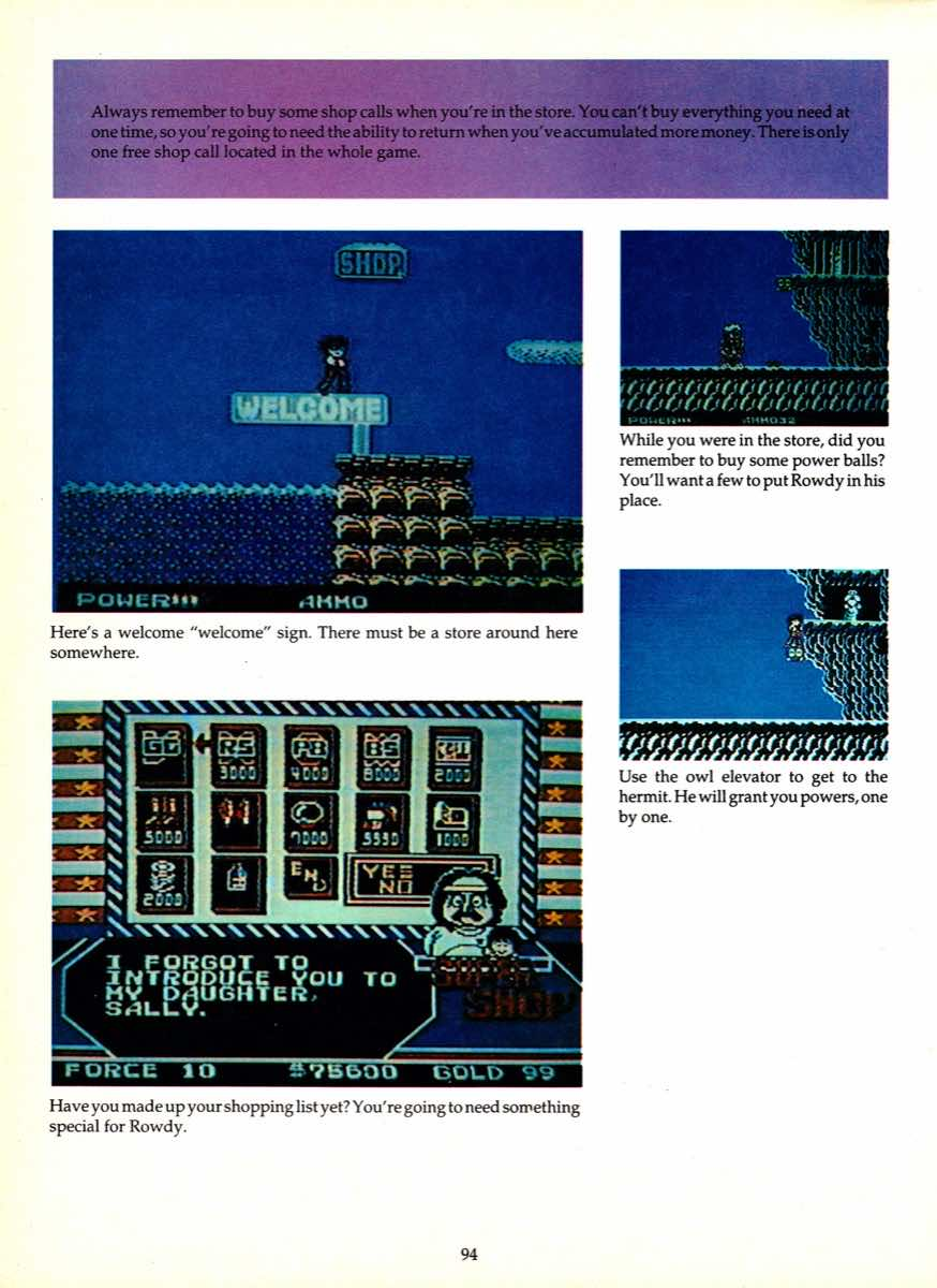 Game Player's Encyclopedia of Nintendo Games page 094