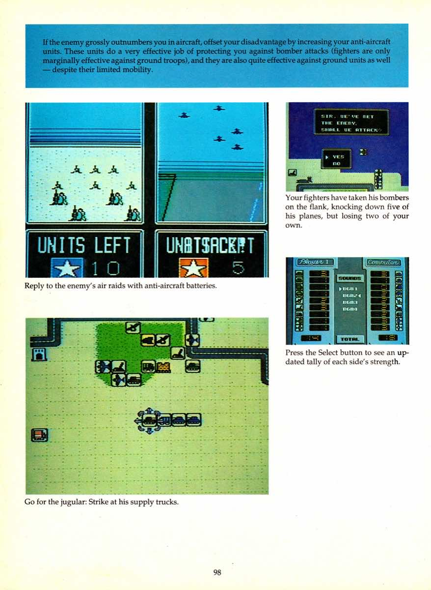 Game Player's Encyclopedia of Nintendo Games page 098