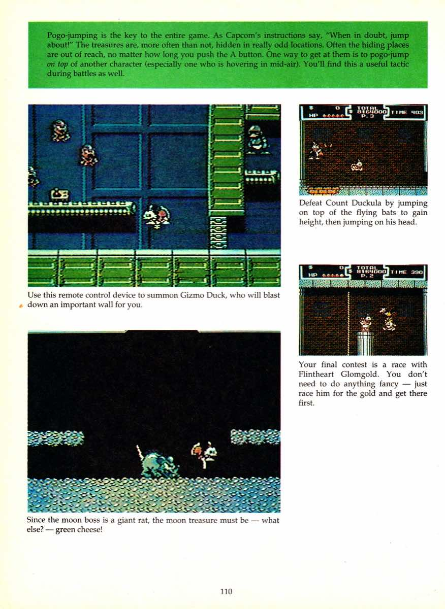 Game Player's Encyclopedia of Nintendo Games page 110