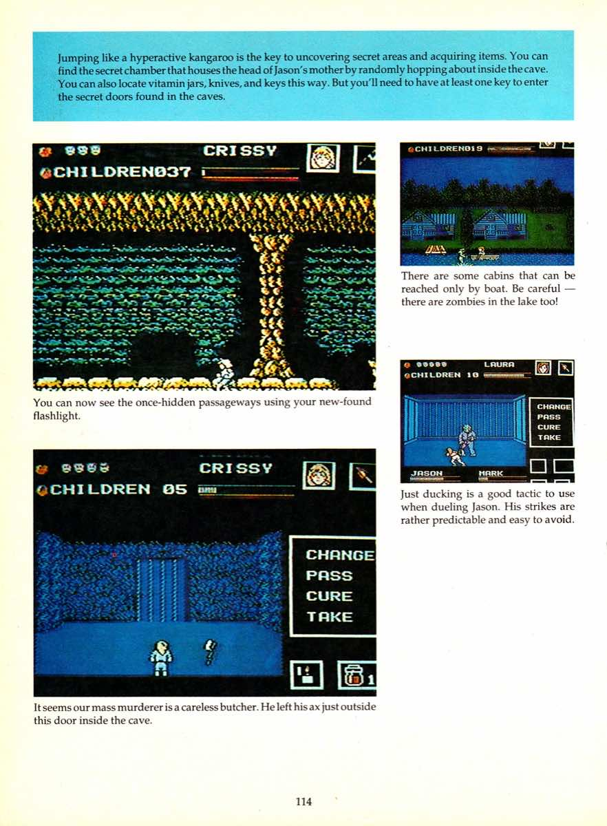 Game Player's Encyclopedia of Nintendo Games page 114