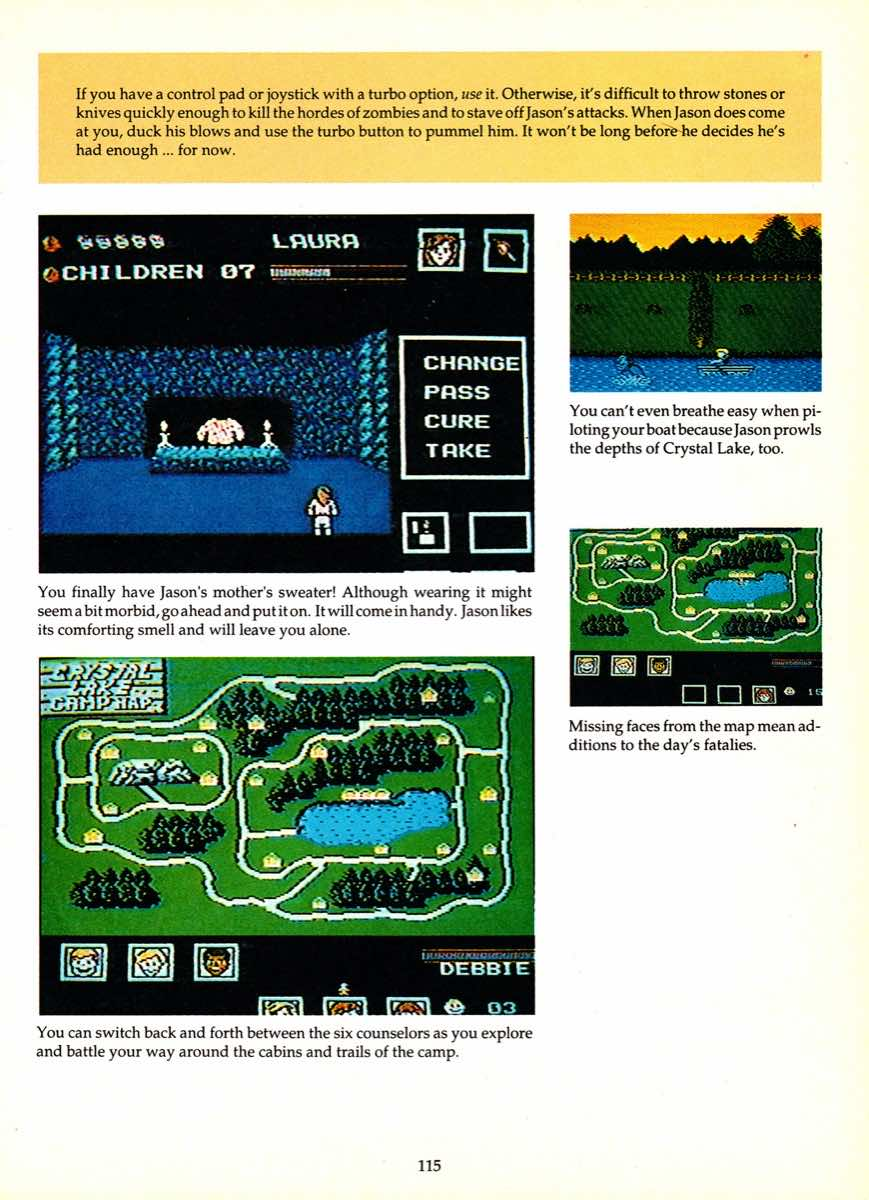 Game Player's Encyclopedia of Nintendo Games page 115