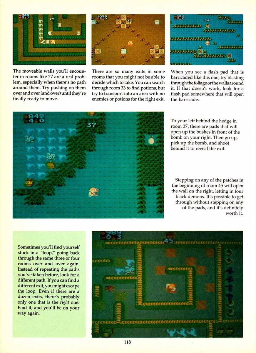 Game Player's Encyclopedia of Nintendo Games page 118