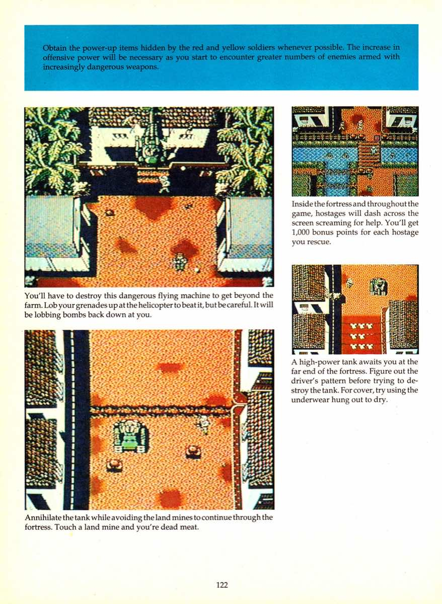 Game Player's Encyclopedia of Nintendo Games page 122
