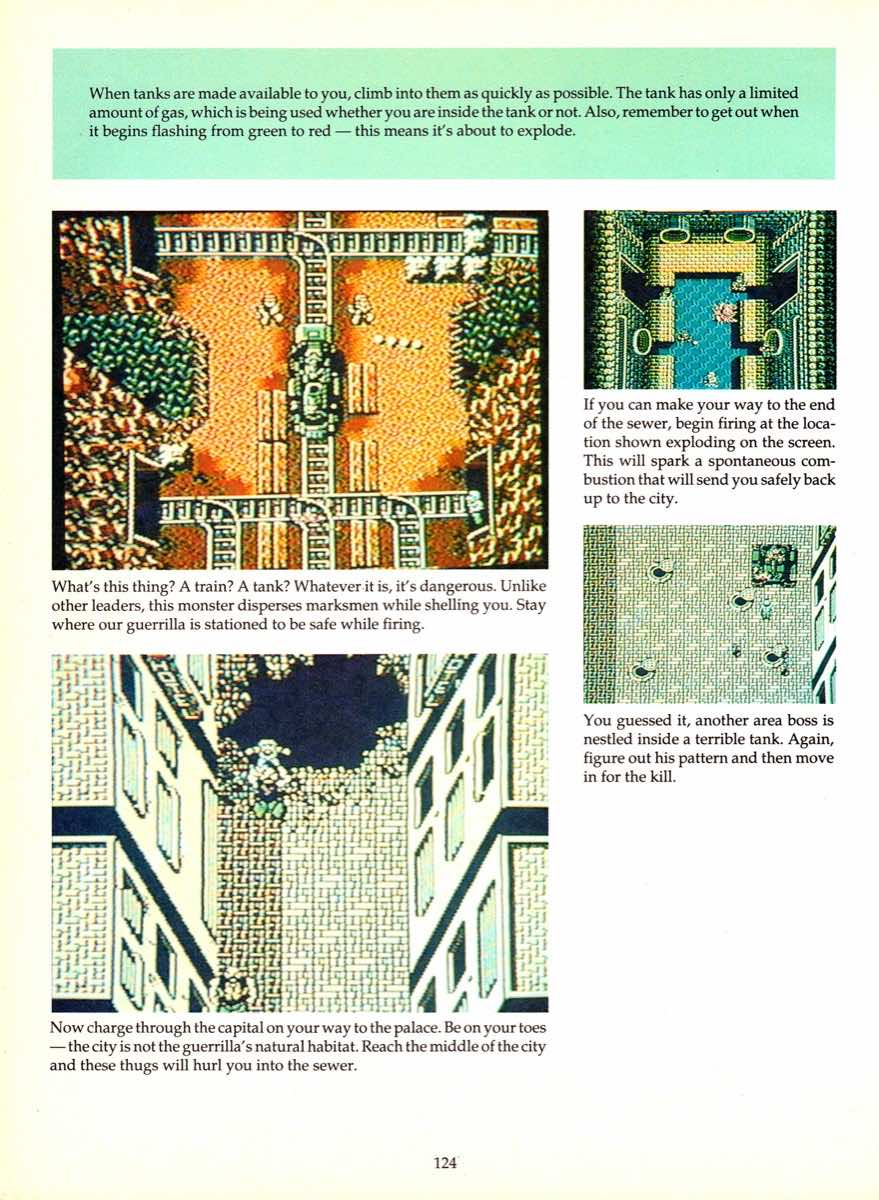 Game Player's Encyclopedia of Nintendo Games page 124