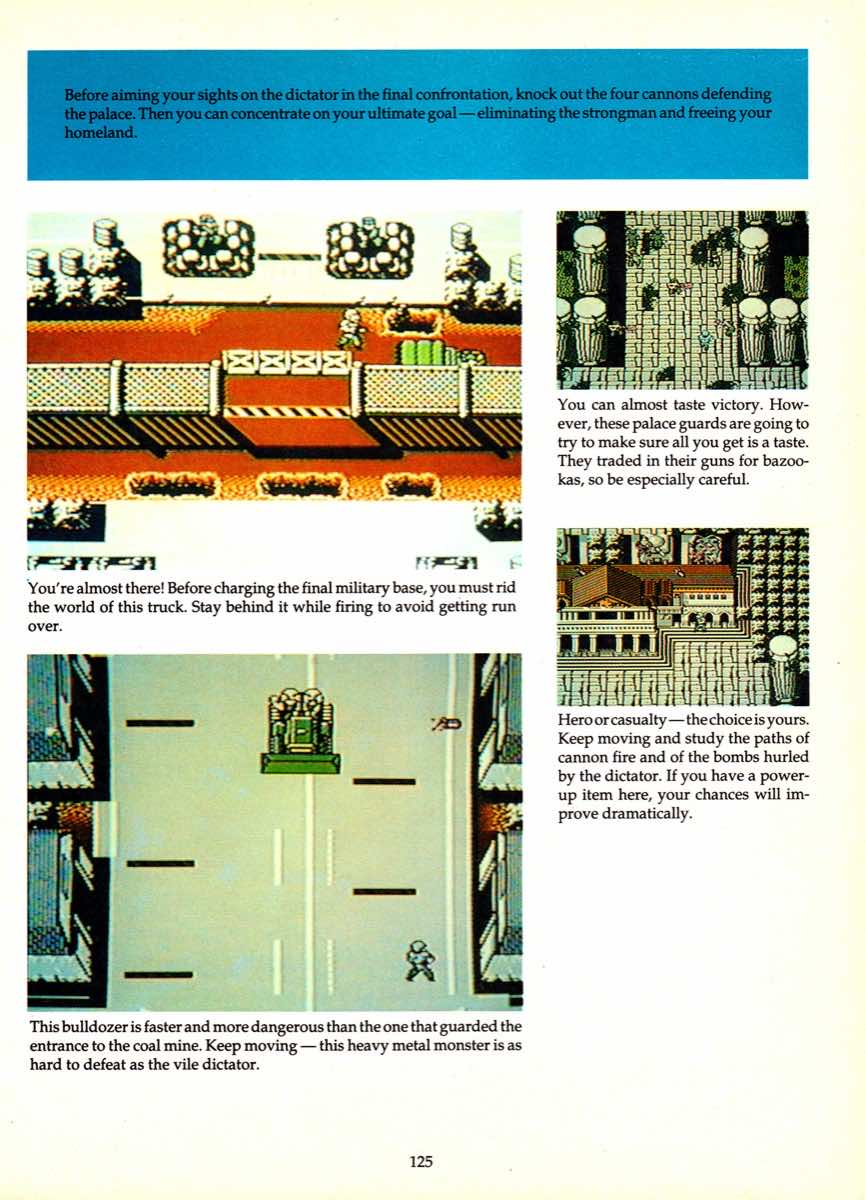 Game Player's Encyclopedia of Nintendo Games page 125