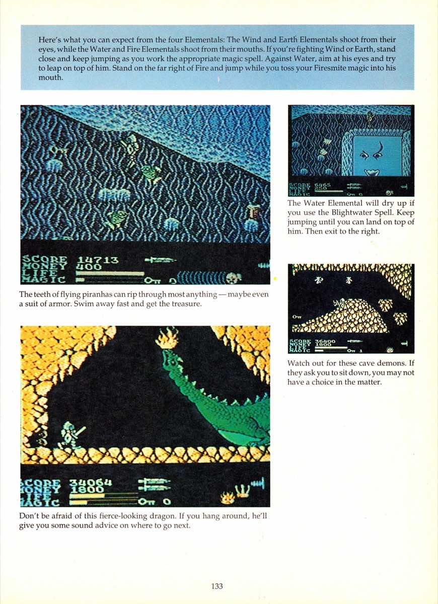 Game Player's Encyclopedia of Nintendo Games page 133