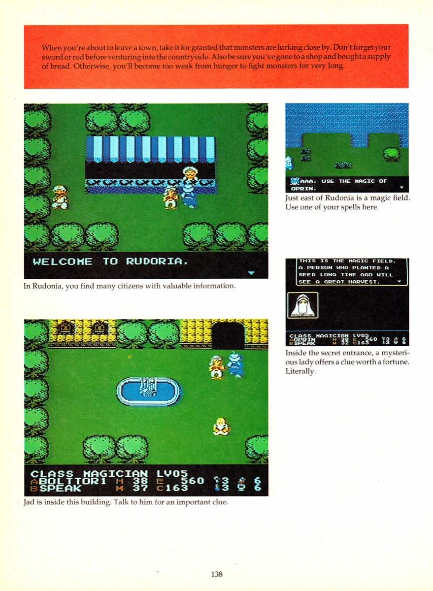 Game Player's Encyclopedia of Nintendo Games page 138