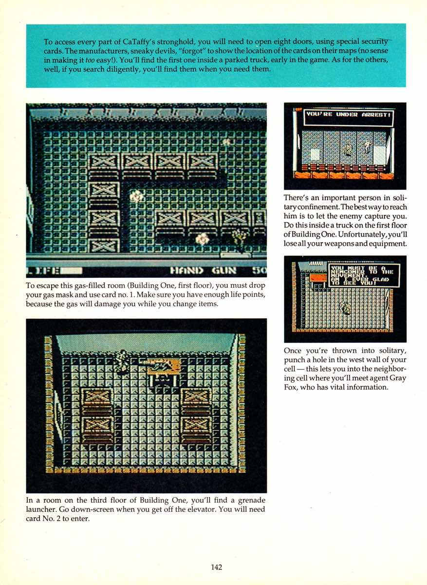 Game Player's Encyclopedia of Nintendo Games page 142