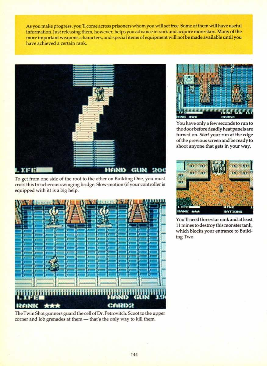 Game Player's Encyclopedia of Nintendo Games page 144