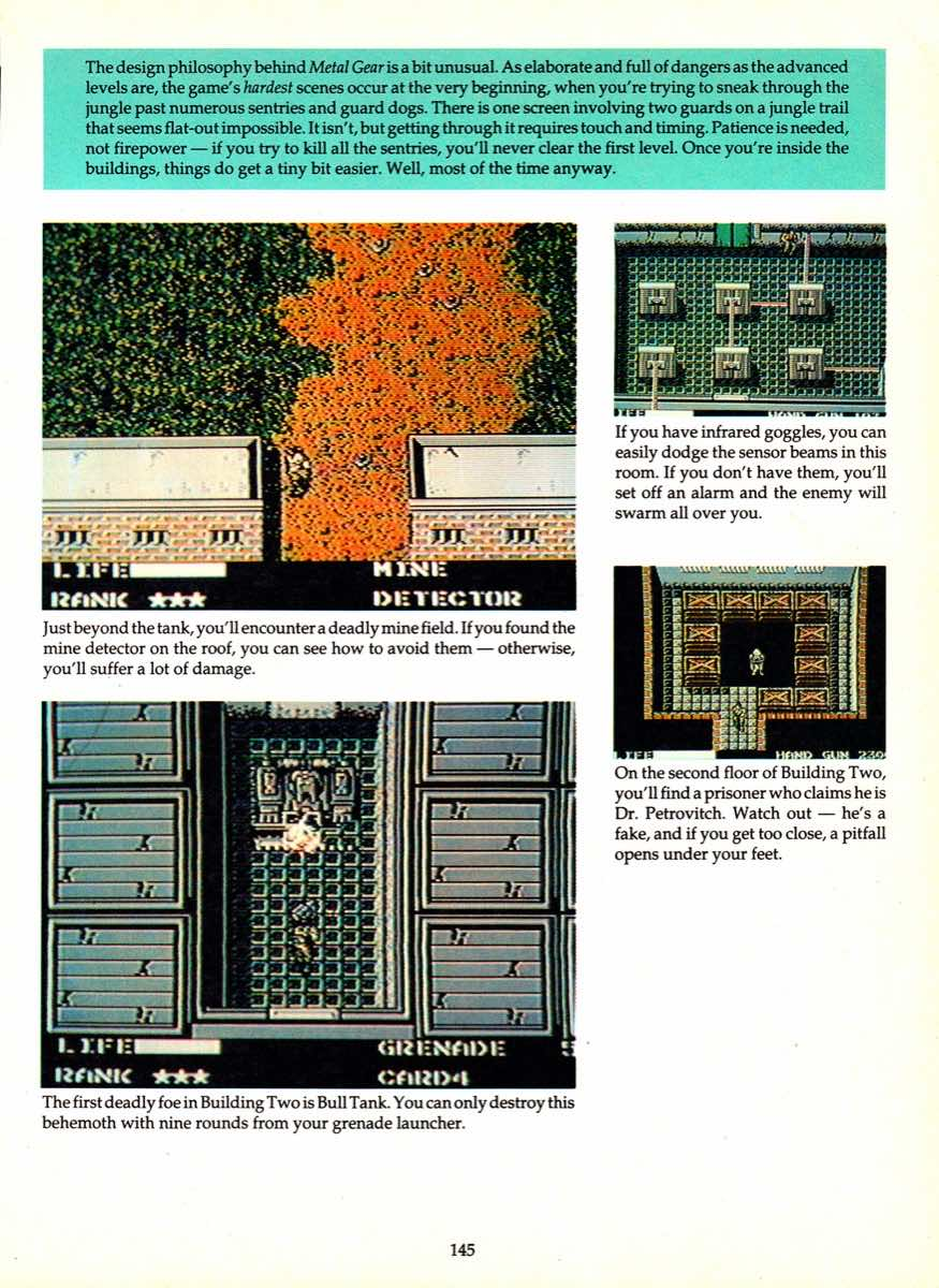 Game Player's Encyclopedia of Nintendo Games page 145