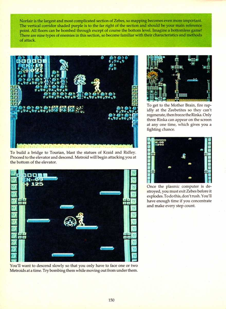 Game Player's Encyclopedia of Nintendo Games page 150