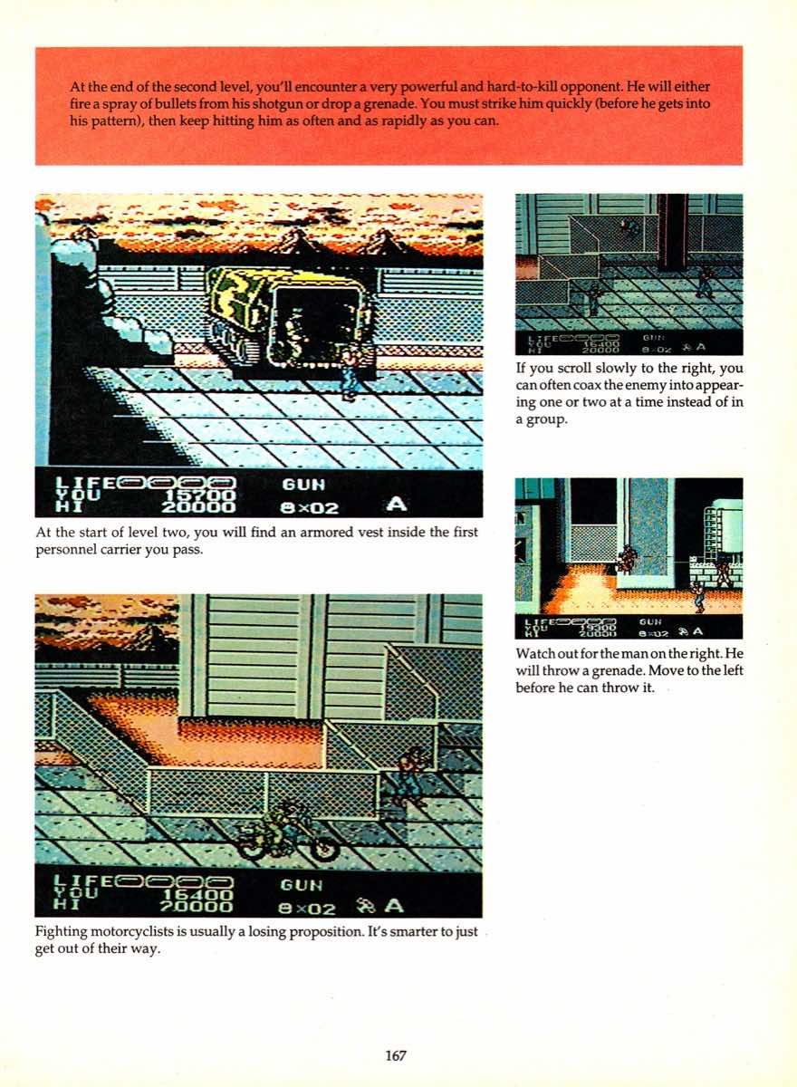 Game Player's Encyclopedia of Nintendo Games page 167