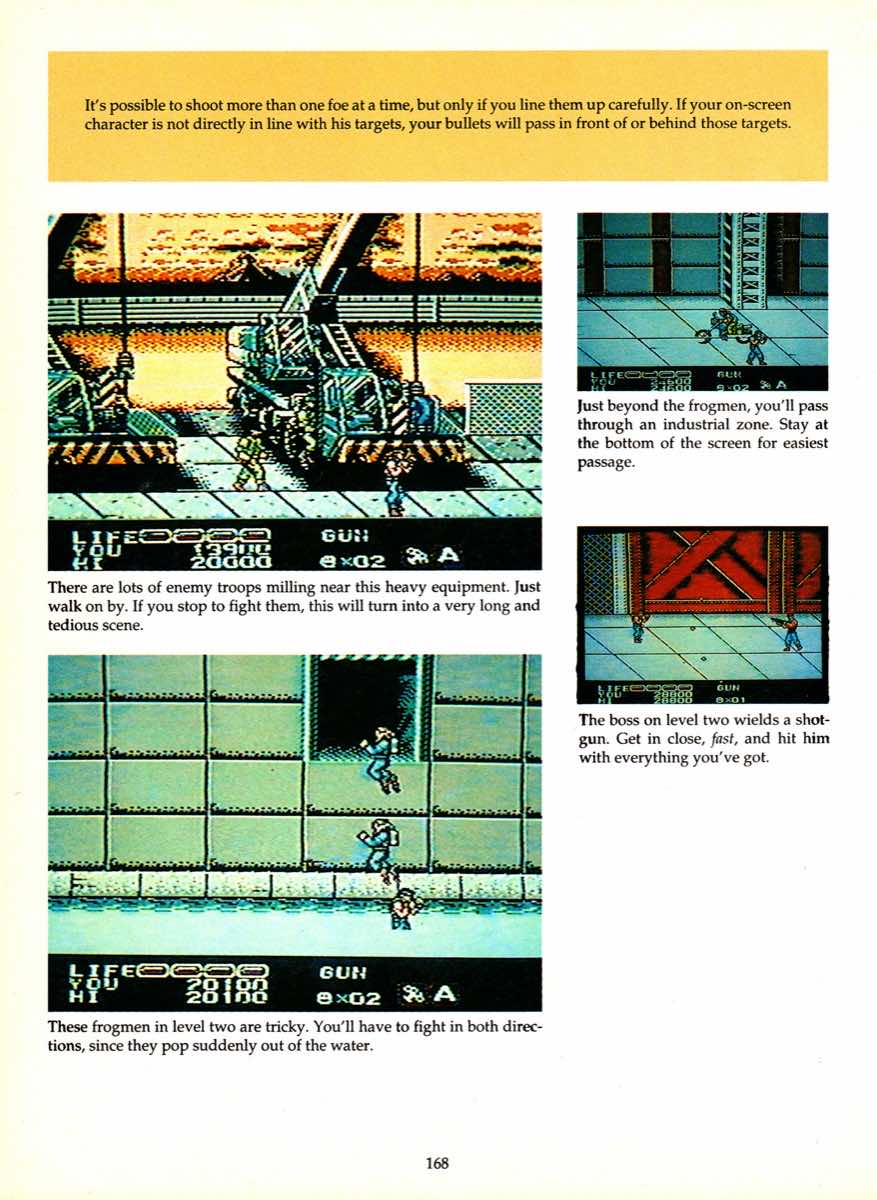 Game Player's Encyclopedia of Nintendo Games page 168