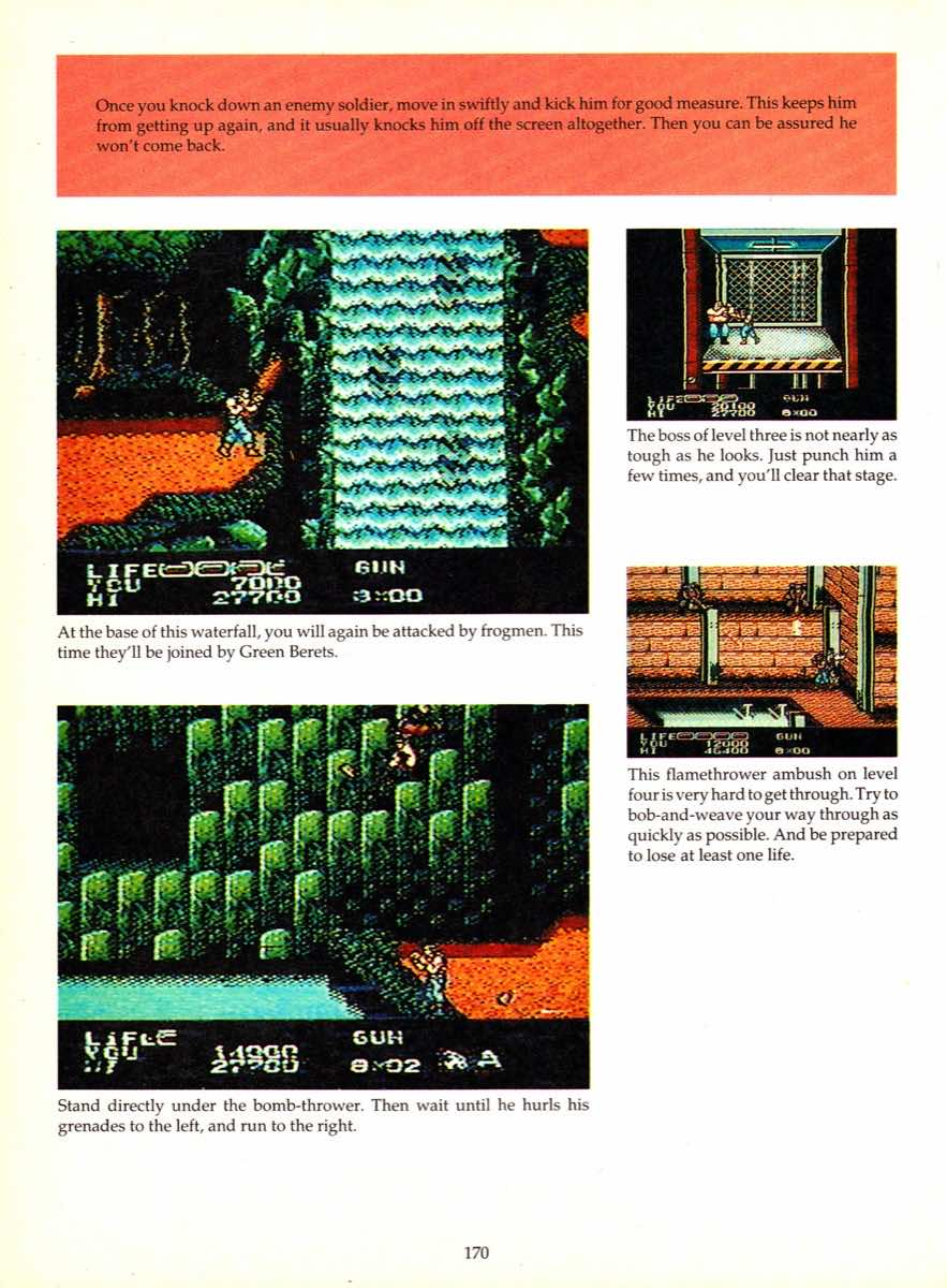 Game Player's Encyclopedia of Nintendo Games page 170