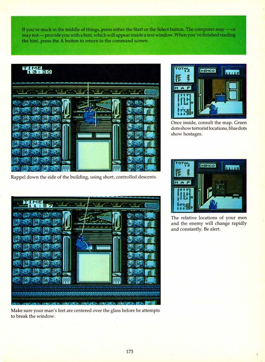 Game Player's Encyclopedia of Nintendo Games page 173