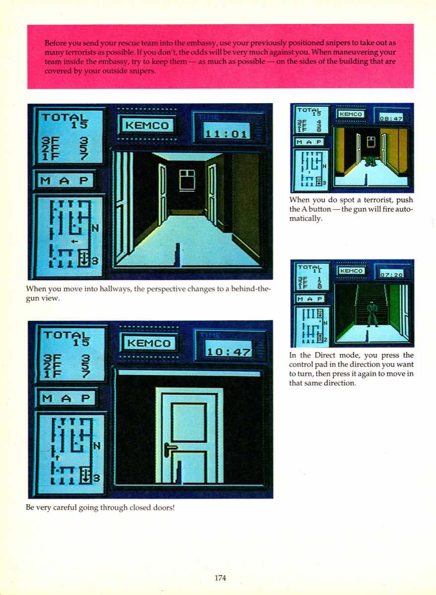 Game Player's Encyclopedia of Nintendo Games page 174