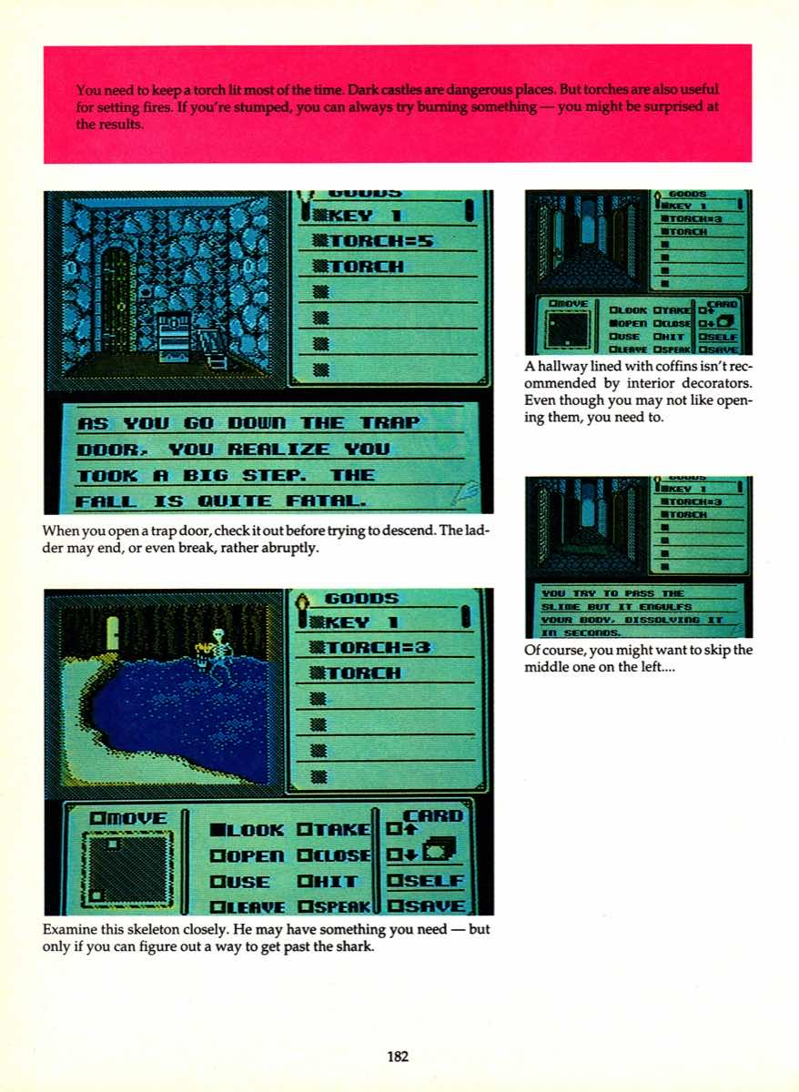 Game Player's Encyclopedia of Nintendo Games page 182