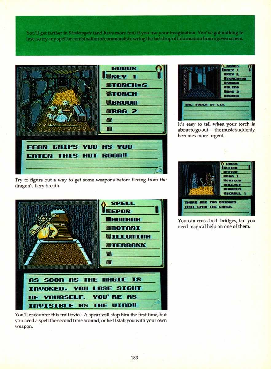 Game Player's Encyclopedia of Nintendo Games page 183