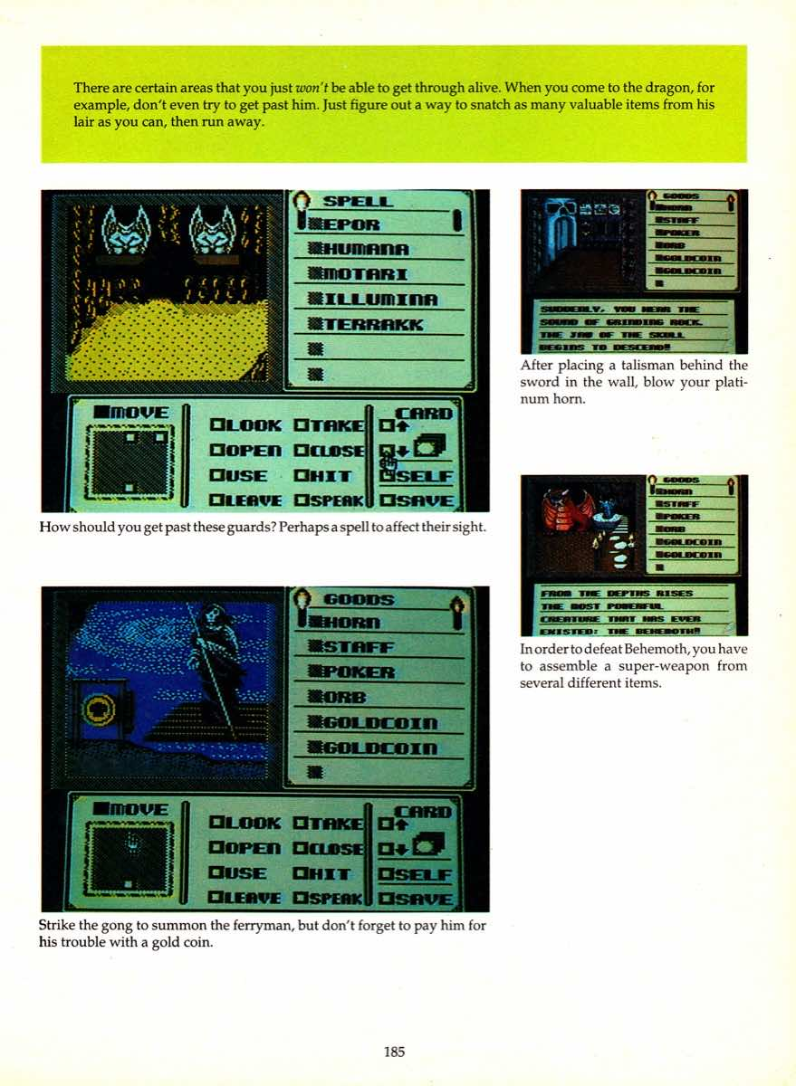 Game Player's Encyclopedia of Nintendo Games page 185