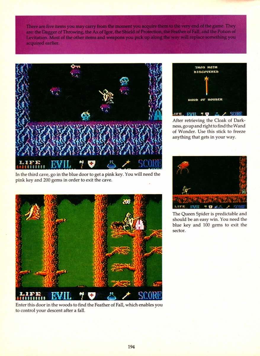 Game Player's Encyclopedia of Nintendo Games page 194