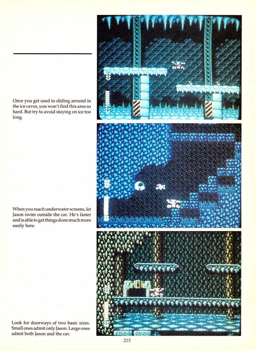 Game Player's Encyclopedia of Nintendo Games page 213