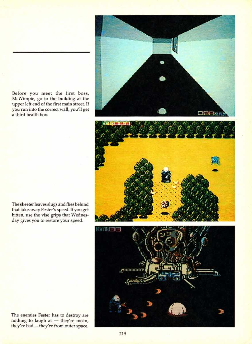 Game Player's Encyclopedia of Nintendo Games page 219