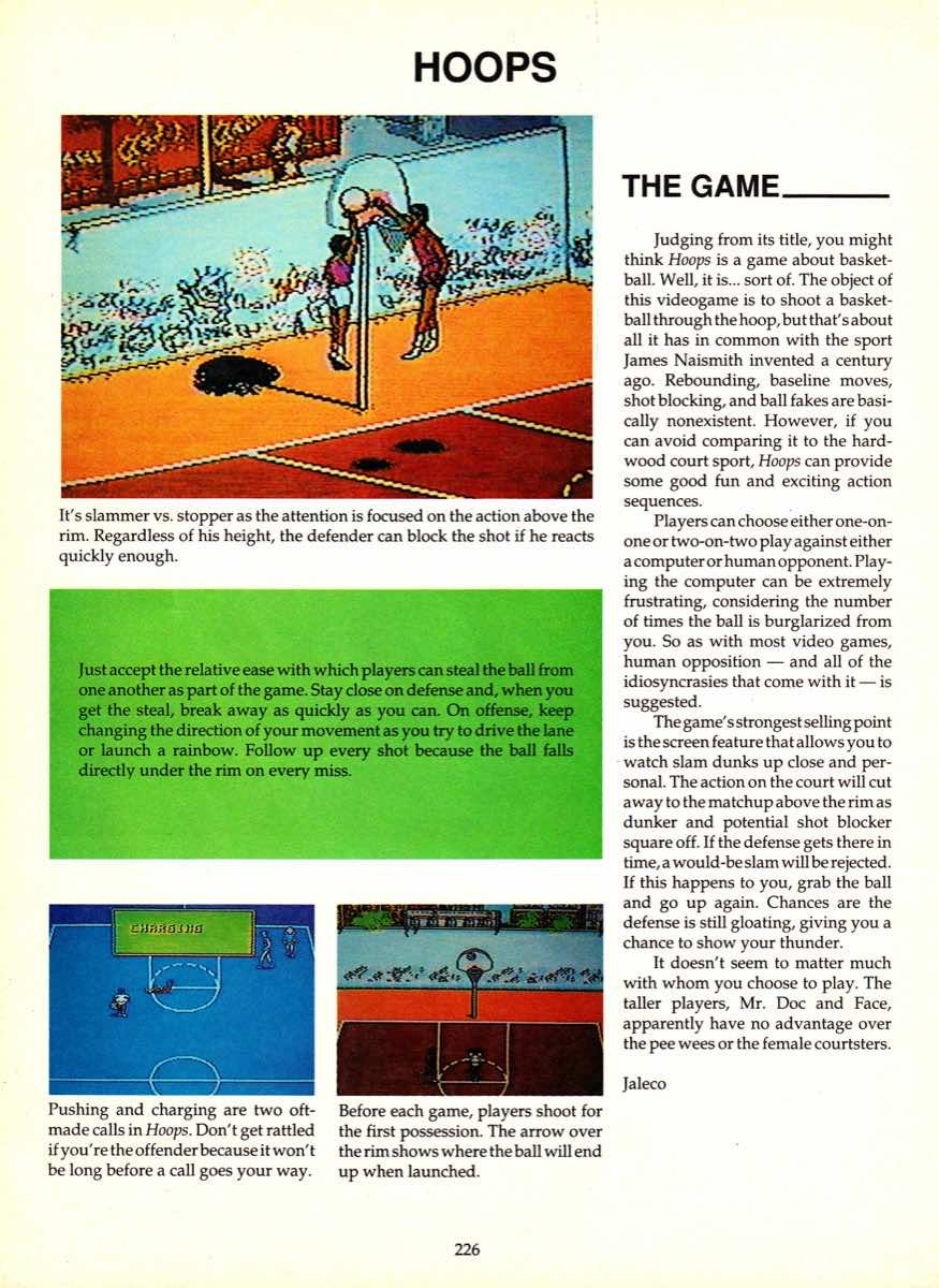 Game Player's Encyclopedia of Nintendo Games page 226