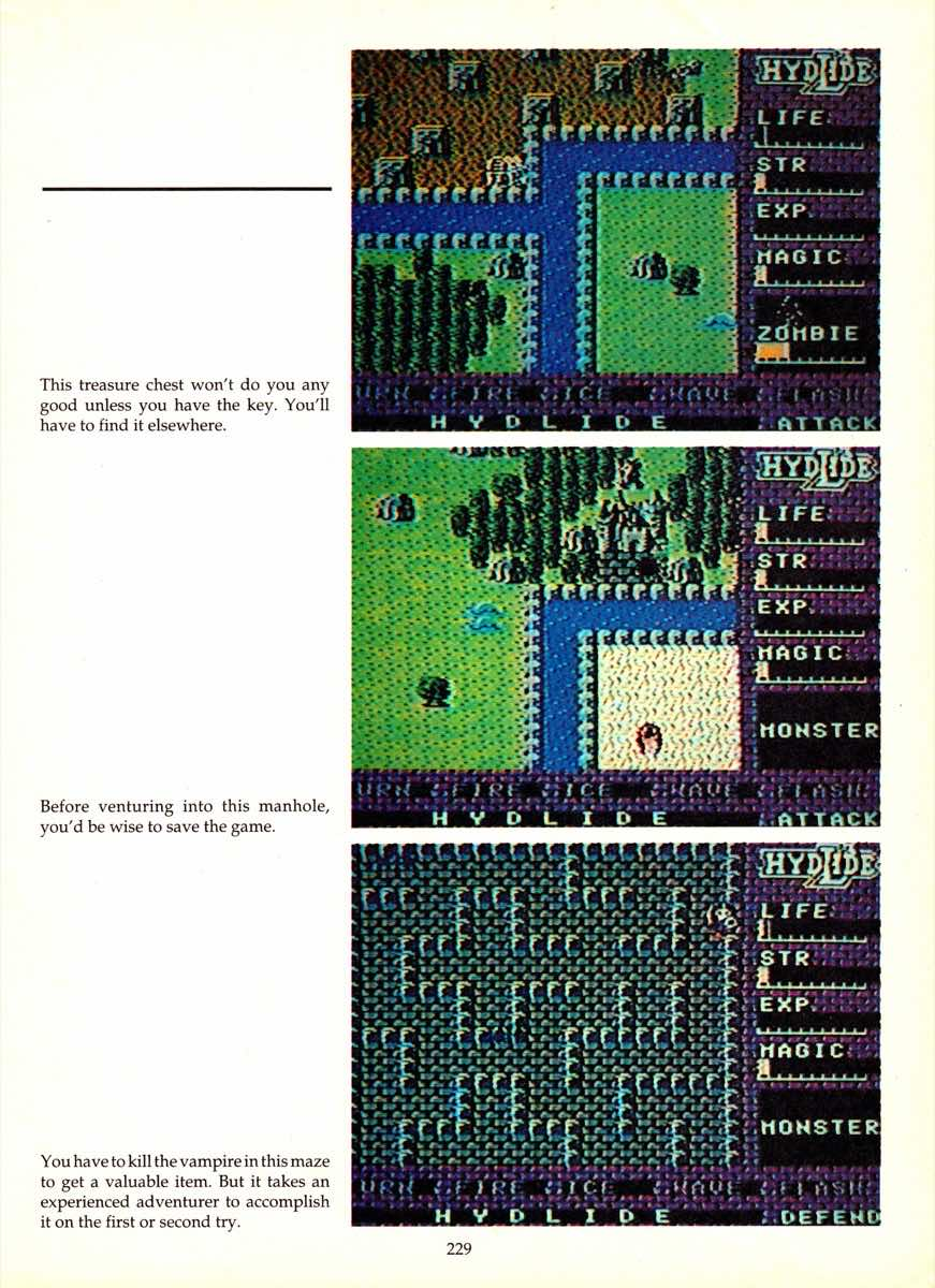 Game Player's Encyclopedia of Nintendo Games page 229