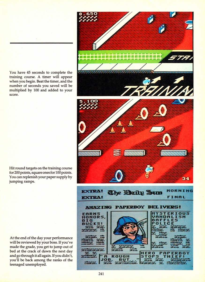 Game Player's Encyclopedia of Nintendo Games page 241