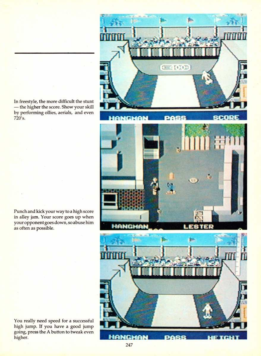 Game Player's Encyclopedia of Nintendo Games page 247