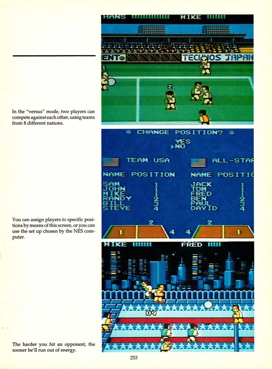 Game Player's Encyclopedia of Nintendo Games page 253