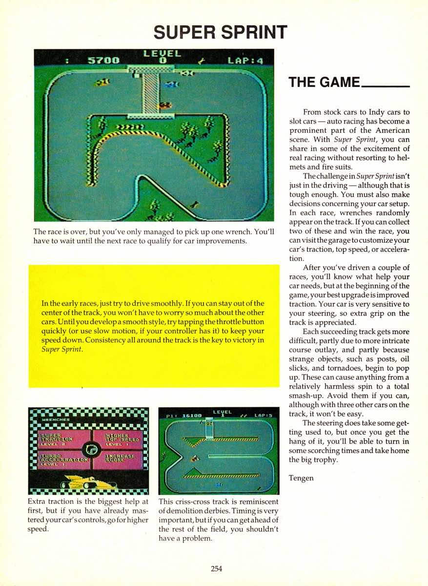 Game Player's Encyclopedia of Nintendo Games page 254