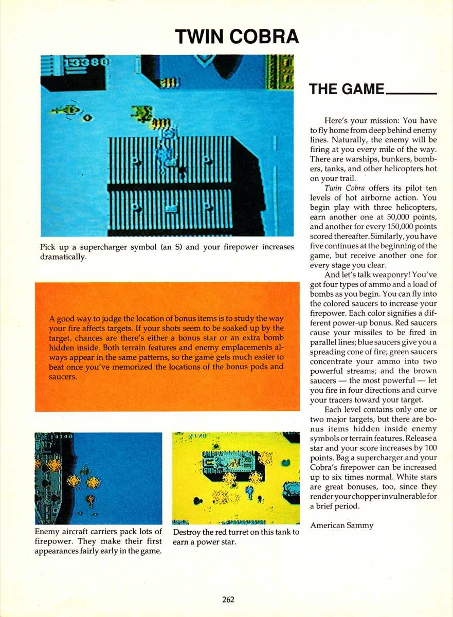 Game Player's Encyclopedia of Nintendo Games page 262