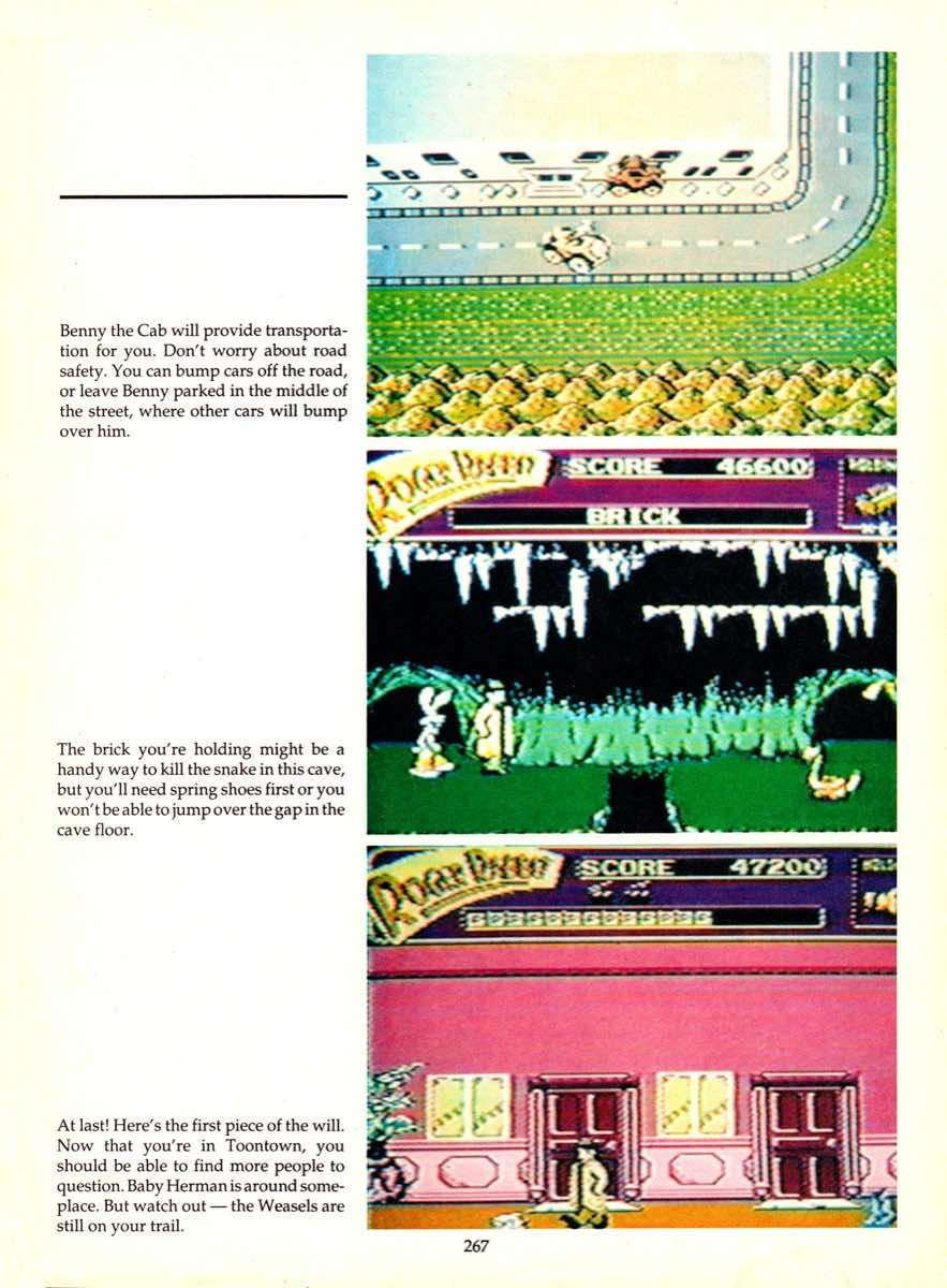 Game Player's Encyclopedia of Nintendo Games page 267