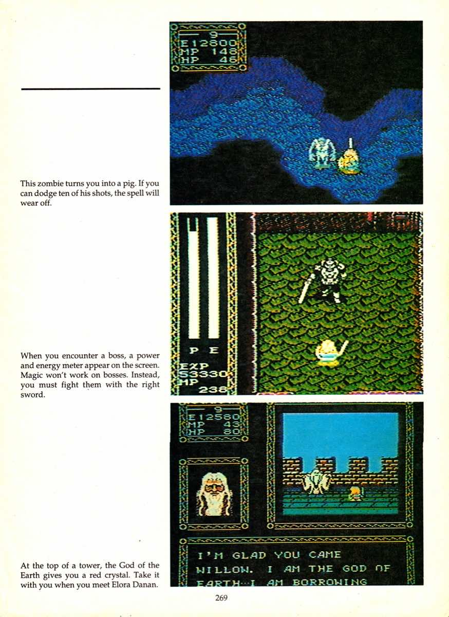 Game Player's Encyclopedia of Nintendo Games page 269