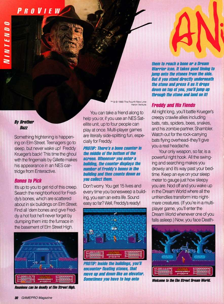GamePro Issue 009 April 1990 page 030