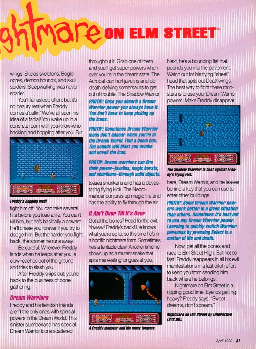 GamePro Issue 009 April 1990 page 031