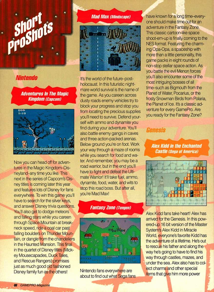 GamePro Issue 009 April 1990 page 086