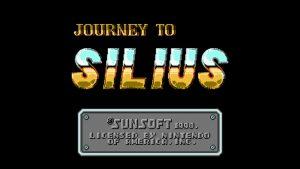 Journey To Silius (NES) Game Hub