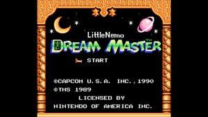 Little Nemo: The Dream Master (NES) Game Hub