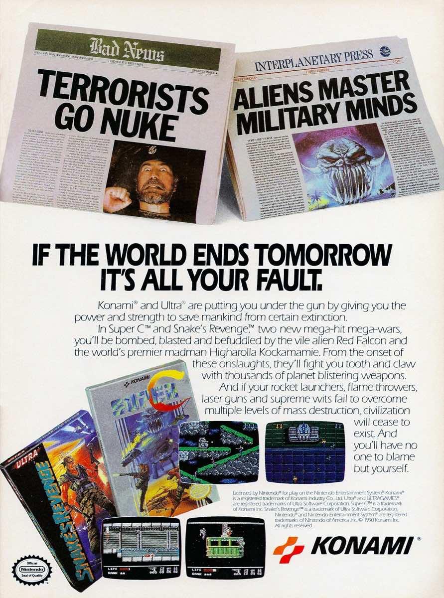 GamePro | May 1990 p-07