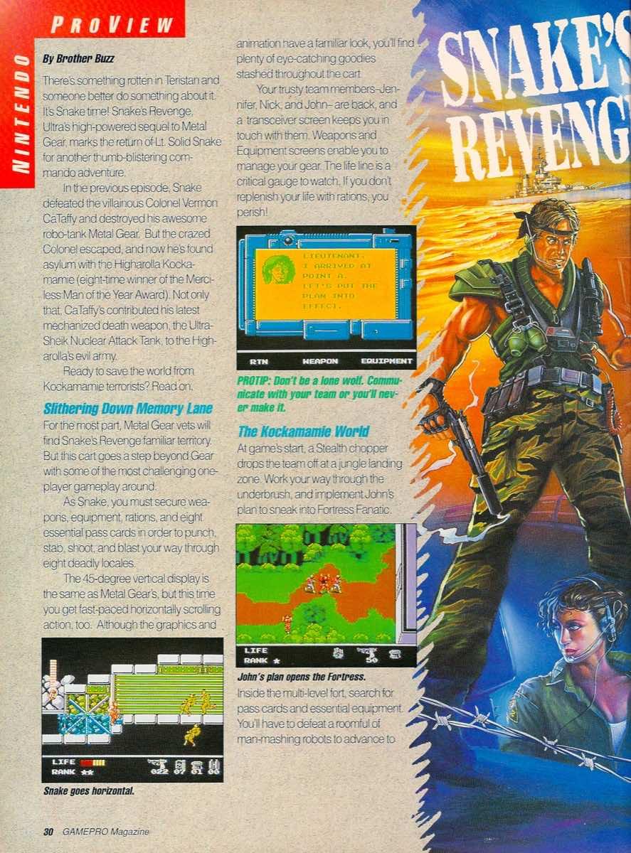 GamePro   May 1990 p-30