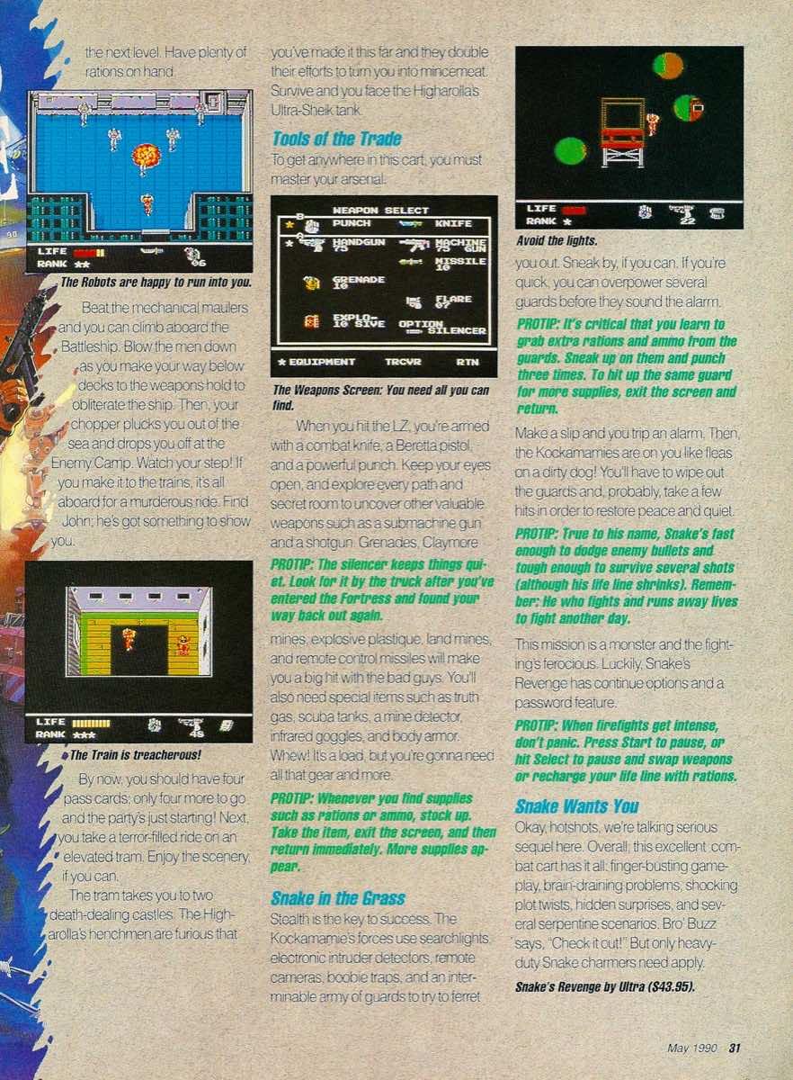 GamePro   May 1990 p-31