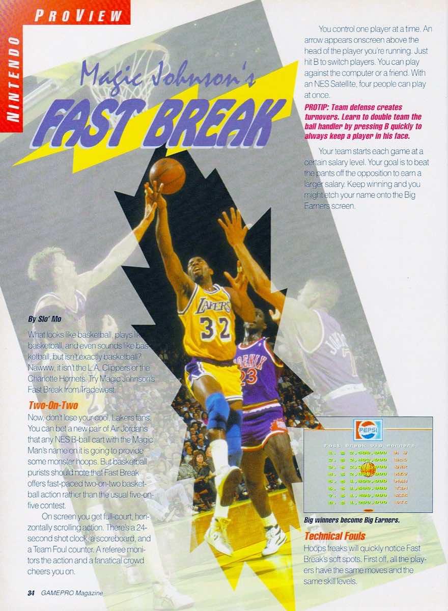 GamePro | May 1990 p-34
