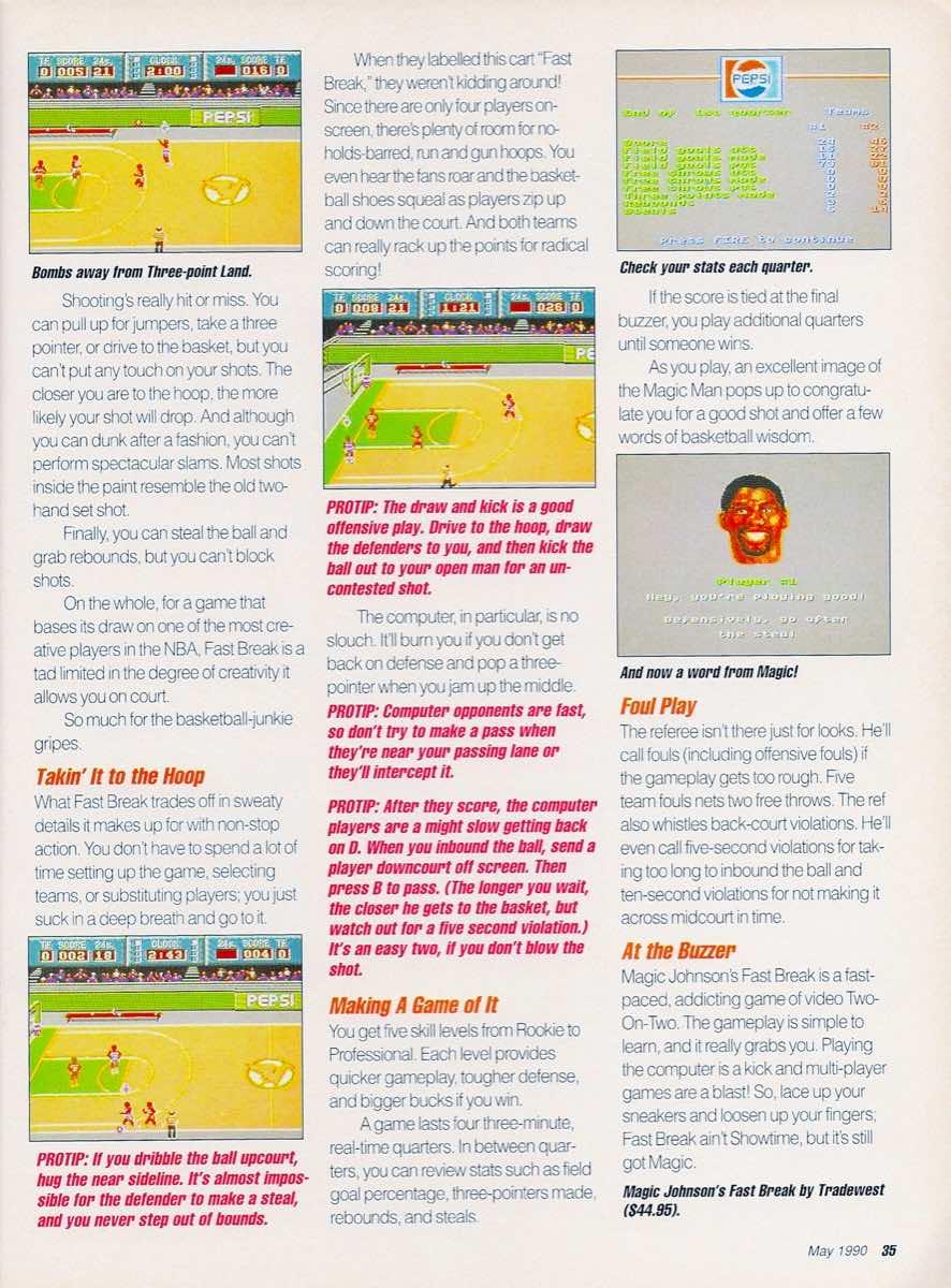 GamePro | May 1990 p-35