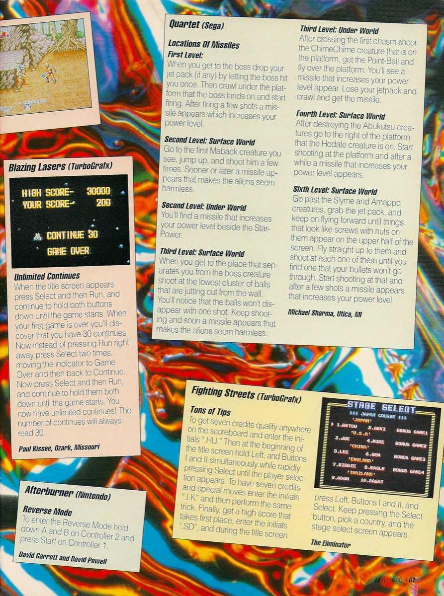 GamePro | May 1990 p-61