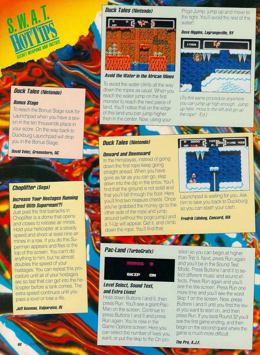 GamePro | May 1990 p-66