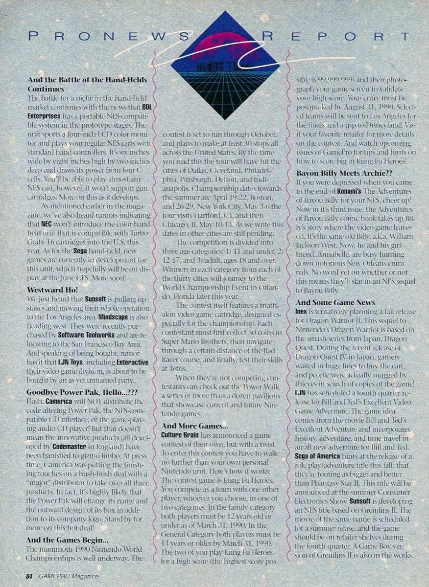 GamePro | May 1990 p-84