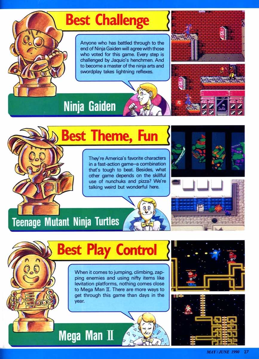 Nintendo Power | May June 1990 | p027